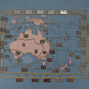"""Обложка """"Австралия карта полезных зон"""""""